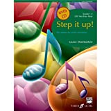 Louise Chamberlain: Step It Up! Violin (Book/CD). Für Violine, Klavierbegleitung