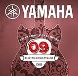 Yamaha EN09 - Juego de cuerdas para guitarra eléctrica