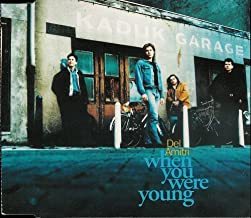 When You Were Young [4-Track UK CD Single]