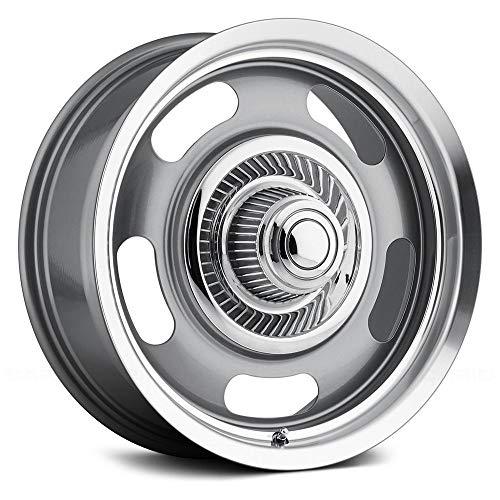 Vision 55 Aluminum Rally 17x8 6x5.5