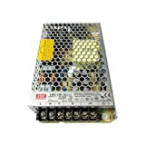 KingLed - MeanWell Alimentatore LRS-150-12 Potenza Max 150W DC 12V IP20 Trasformatore Mean Well per Led - COD. 1986