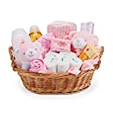 Baby Box Shop - Cesta regalo bebé niña con ropa de bebé - Artículos...