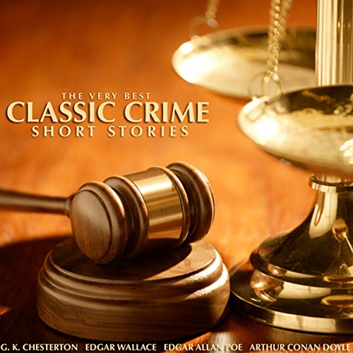 The Very Best Classic Crime Short Stories audiobook cover art