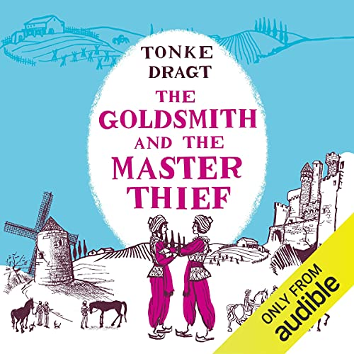 The Goldsmith and the Master Thief cover art