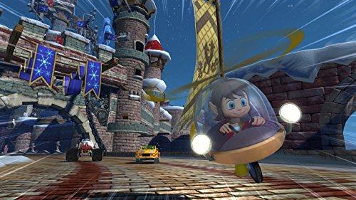 Sonic Sega All Stars Racing