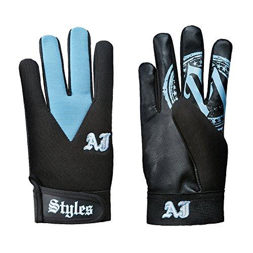 Wwe Aj Styles Carolina Blau Replik Handschuhe