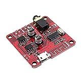 Módulo electrónico MP3 Bluetooth Junta decodificador con amplificador inalámbrico módulo receptor de audio for la transferencia del altavoz Modificado 3pcs de coches Equipo electrónico de alta precisi