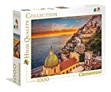 Clementoni - 39451 - High Quality Collection Puzzle - Positano - 1000 Pezzi...