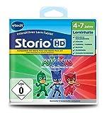 VTech Storio Max 80-271104 Jeu d'apprentissage PJ Masks HD