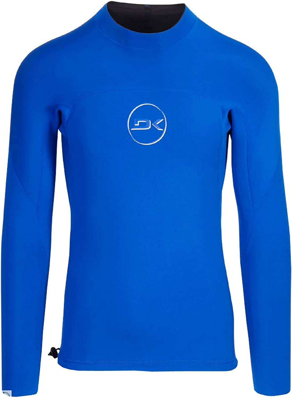 89d88aee91d4 Dakine Men's 1MM Neo Stitchfree Long Sleeve Jackets Jackets Jackets f859b0