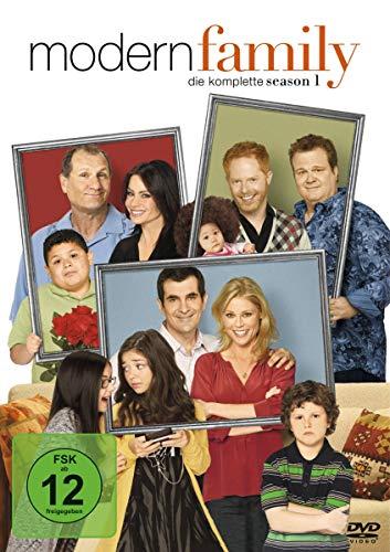Modern Family - Die komplette Season 1 [4 DVDs]