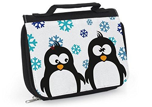 Laver Sac Culture Pingouin neige WT020