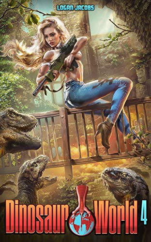 Dinosaur World 4 (English Edition)