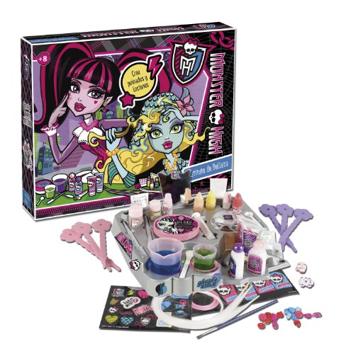 Cefa 25240 - Instituto De Belleza Monster High