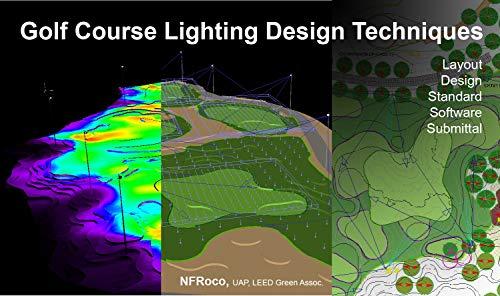 Golf Course Lighting Design Techniques: Master Golf Course Lighting Design Using Dialux Software