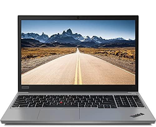 "2020 Lenovo ThinkPad E15 15.6"" FHD Full HD (1920x1080) IPS Business Laptop (Intel 10th Quad Core i7-10510U, 32GB RAM, 1TB PCIe SSD) Type-C, HDMI, RJ-45, Windows 10 Pro + 500GB External HDD"
