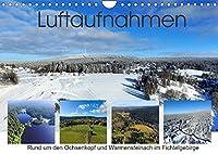 Luftaufnahmen rund um den Ochsenkopf (Wandkalender 2022 DIN A4 quer): Luftaufnahmen rund um den Ochsenkopf mit Motiven aus Warmensteinach, Fleckl, Fichtelberg und Mehlmeisel. (Monatskalender, 14 Seiten )