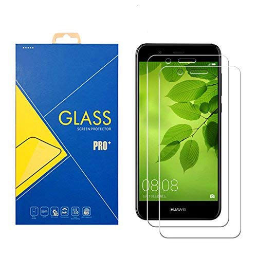 Glass Com Protector de pantalla de cristal templado compatible con Huawei Nova...