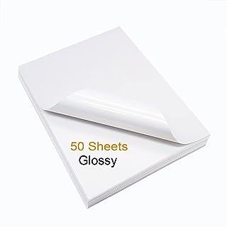 $34 » Sponsored Ad - Inkjet Printer Paper 50 Sheets Waterproof A4 printing paper transparent printing paper Inkjet Printer Paper...