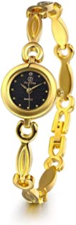 Olivera OL8004-BLACK/GOLD Watch For Women