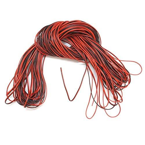 Preisvergleich Produktbild Buwico 5 Pin RGBW LED Kabel Streifen RGBWW Verlängerungskabel für 5050 SMD RGBW RGBWW LED Stripe,  5M 2Pin Extension Cable