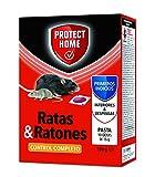 Protect Home Raticida en Pasta de Alta eficacia y...