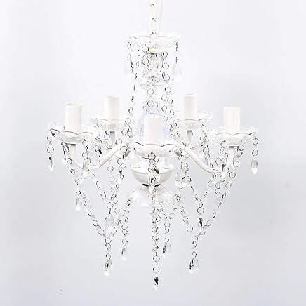Amazon.es: Acrílico - Lámparas de araña / Iluminación de ...