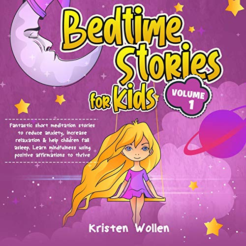 Bedtime Stories for Kids: Volume 1 Titelbild