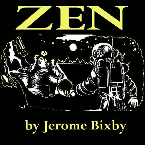 Zen audiobook cover art