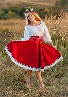 traditional ukrainian dance costumes