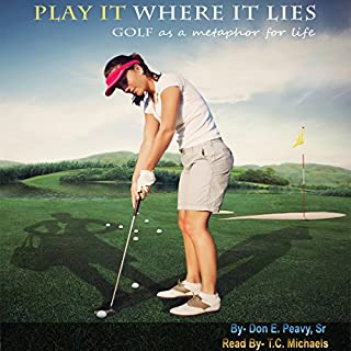 Play It Where It Lies! audiobook cover art