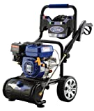 Ford 2,700 PSI Gas-Powered Pressure Washer with Built-in Soap Tank,...