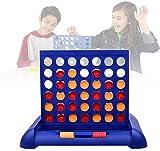 Giochi da giardino 4 in fila (23,5 * 21,5 * 19 cm) 4 in fila gioco da giardino gigante per esterno classico Famiglia per bambini e Famiglia per divertimento