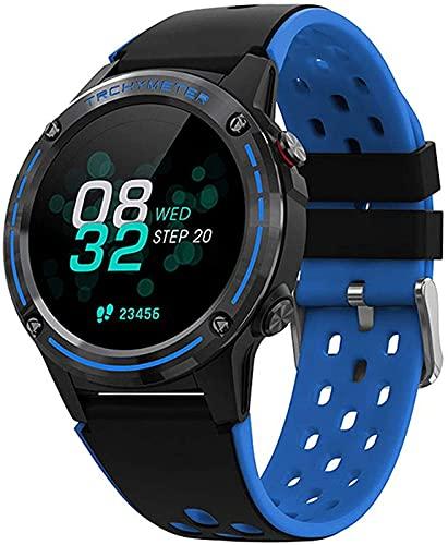 SmartWatch GPS Fitness Tracker Smart Watch for Women Hombres Paso Contador Pedómetro Tasa de corazón Monitor de Sleep Monitor Acitity Tracker Reloj Reloj Reloj de silicona Reloj de silicona Correa par