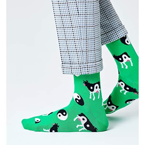 Happy Socks Ying Yang Cow Sock (36-40)