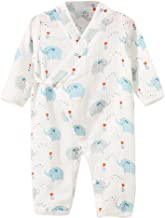 Baby Gifts,Newborn Infant Baby Boy Girl Yarn Robe Floral Kimono Romper Jumpsuit Sleepwear