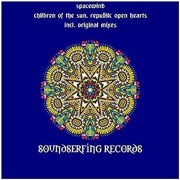 Children of The Sun / Republic Open Hearts