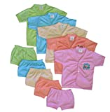 kids Wear Size :0-6 Months Color : Multi Colors