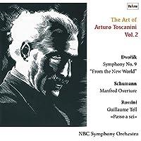 トスカニーニの芸術 第2集 / アルトゥーロ・トスカニーニ、NBC交響楽団 (The Art of Arturo Toscanini Vol.2 / Arturo Toscanini, NBC Symphony Orchestra) [CD] [国内プレス] [日本語帯解説付]
