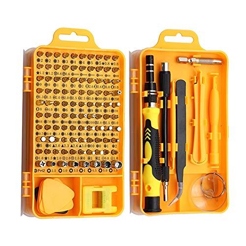 NINGXUE-MAOY Kit de Herramientas de reparación de computadoras 115/25 1 Grupo 1 Conjunto De Mini Precision PC Computer Equipos De Reparación De Tabletas Móviles Herramientas para El Hogar