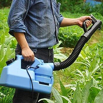 YLEI 7L Ultra Faible capacité Atomiseur nébulisateur électrique ULV brumisateur Pulvérisateur Désinfection Machine pour la prévention ou Le Jardin épidémie de désinfection dans Les lieux publics