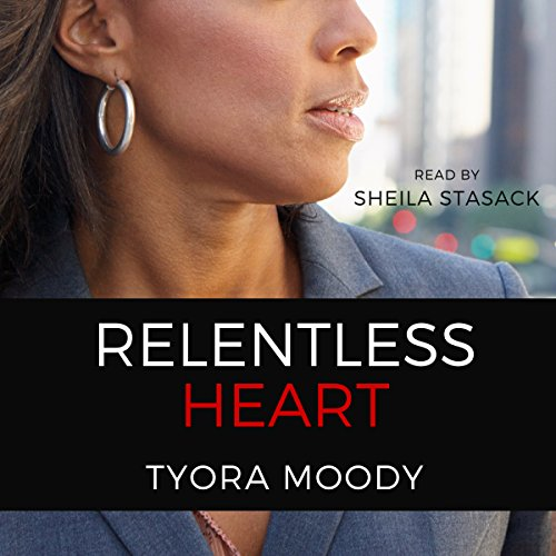 Relentless Heart audiobook cover art