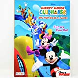 Disney Coloring Books for Kids with Sticker -...