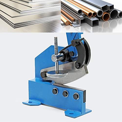 Cesoia a leva lamiera metallo acciaio taglierina utensile trancialamiera 200mm