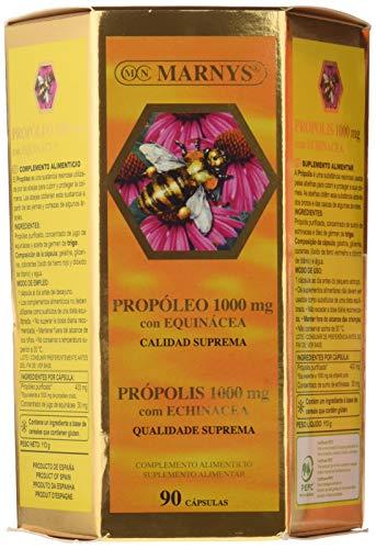MARNYS Propóleo 1000 mg con Equinácea y Aceite de Germen de Trigo...