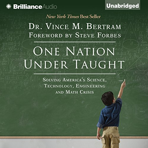 One Nation Under Taught audiobook cover art