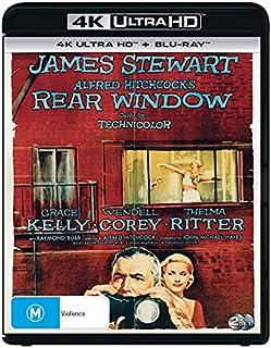 Rear Window (1954) [2 Disc] (4K Ultra HD + Blu-ray)