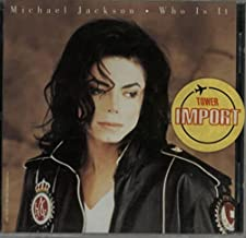 Who Is It / Beat It by Jackson, Michael (1993-04-06)