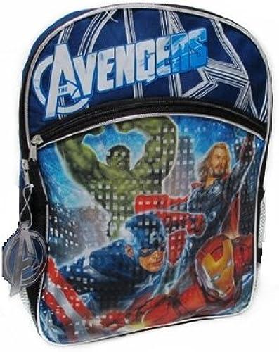 40% de descuento Marvel Avengers Backpack Iron Man Hulk Capitán América América América Thor 28399  ¡envío gratis!