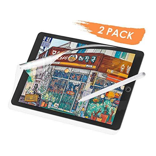 SAEYON [2 Piezas No Vidrio Protector de Pantalla para Apple iPad Mini 5 2019/ Mini 4 2015/ Mini 3 2014/ Mini 2 2013/ Mini 2012 Mate Protectora de Película para iPad 7,9